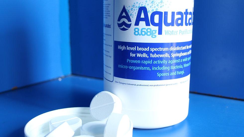 Aquatabs 8.68g Tablets