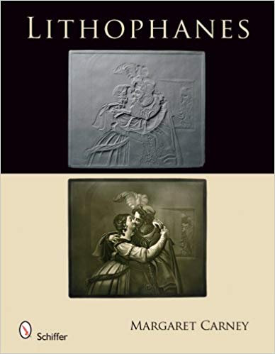 Lithophanes (hardcover) written by Margaret Carney