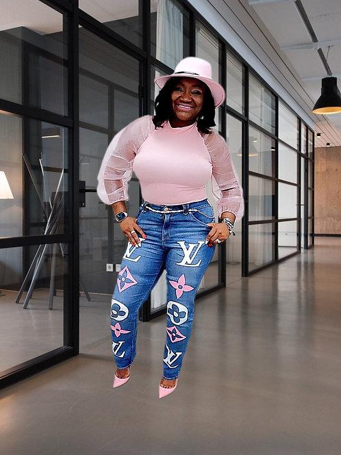 Custom Designer Jeans