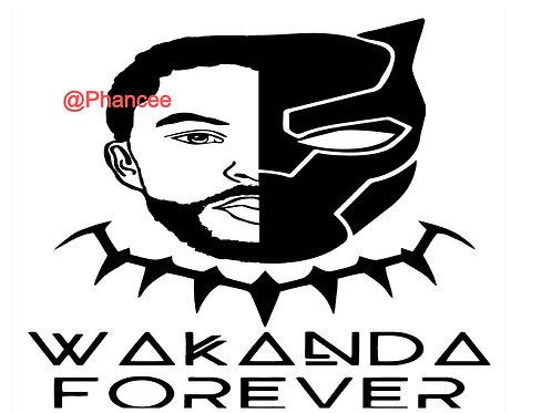Wakanda Forever Design