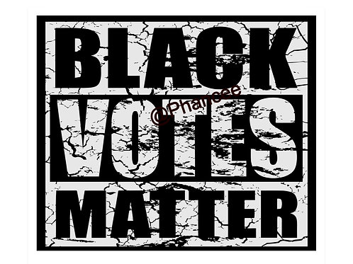Black Votes Matter Tee