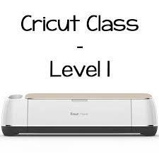 Beginner Cricut Class. I'm scared...