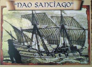 Son hallados los restos de una de las naos de Magallanes.