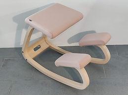 Seduta ergonomica Variable Naturale tess