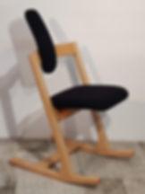 Seduta ergonomica Pendulum naturale tess