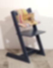 Seduta ergonomica TRIPP-TRAPP blue con r