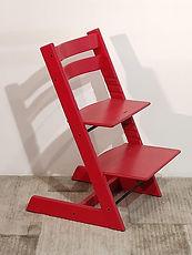 Seduta ergonomica TRIPP-TRAPP  Rosso_110