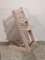 Seduta ergonomica TRIPP-TRAPP  Sbiancato