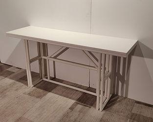tavolo consolle bianco Gervasoni_192009-