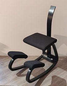 Seduta ergonomica Variable con schienale