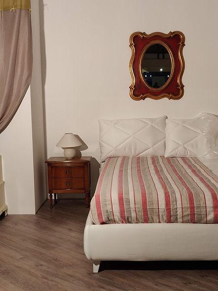 Comodino Bizzotto-letto Blanca Twils-spe
