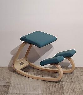 Seduta ergonomica Variable struttura nat