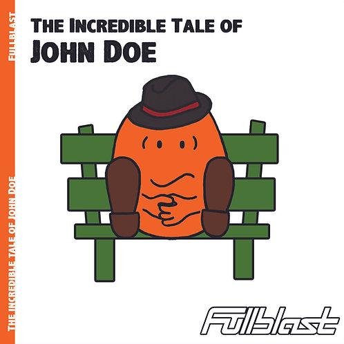 4ème album : The incredible tale of John Doe