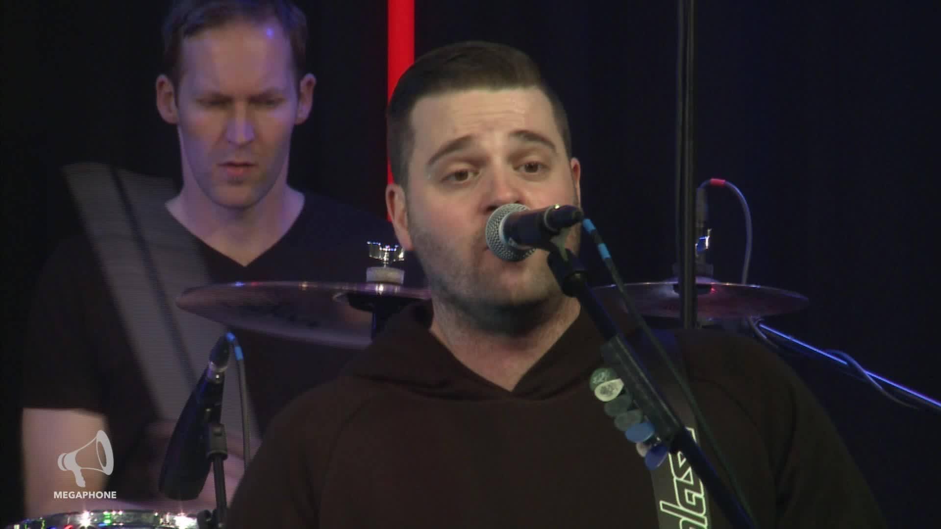 Le quatuor genevois Fullblast joue en live dans Mégaphone ce week-end ➡️ http://bit.ly/2imq4YV