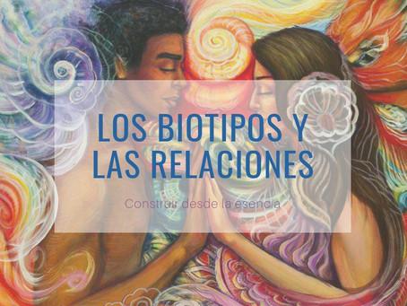 Los biotipos y las relaciones