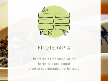 Inauguración: Kun Fitoterapia !