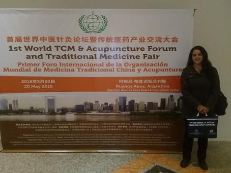 1° Foro Mundial de Medicina Tradicional China y Acupuntura