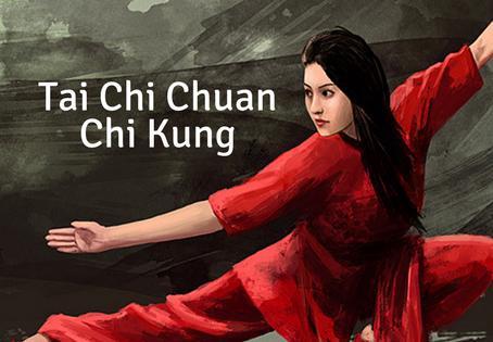 ¿Qué son el Tai Chi Chuan y el Chi Kung?