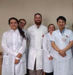 Prácticas con el Dr. Maa