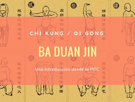 Qi Gong: Ba Duan Jin