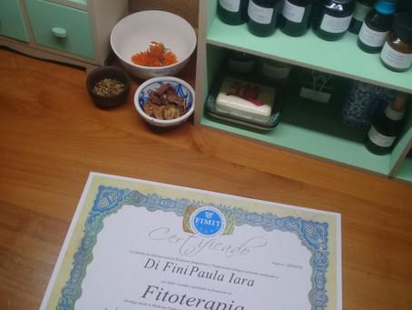 Entrega diplomas Fitoterapia China