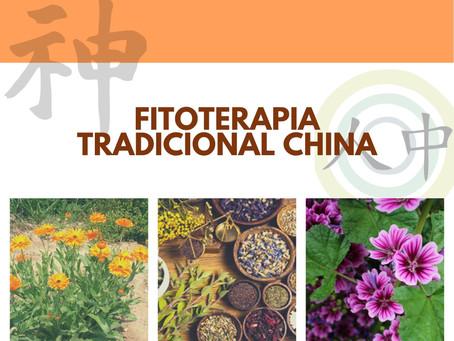 Fitoterapia Tradicional China