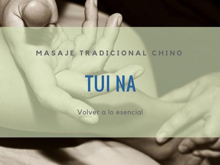 Masaje Tradicional Chino Tui-Na II