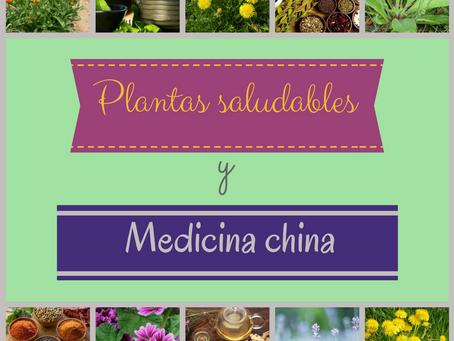 Plantas Saludables y Medicina China