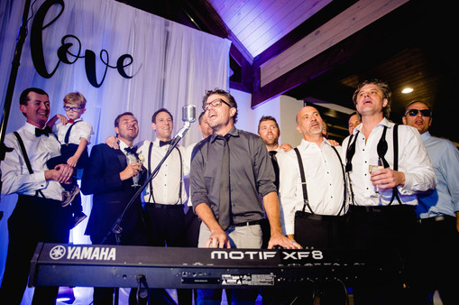 Collective Soul sings for wedding