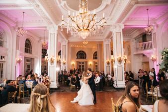Atlanta Ballroom Wedding