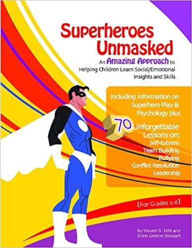 Superheroes Unmasked