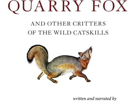 The Quarry Fox by Leslie T. Sharpe to Be Released as Audiobook