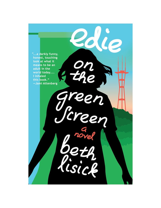 Edie on the Green Screen by Beth Lisick