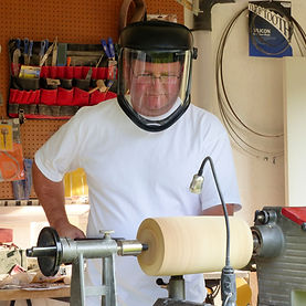 Greg Wallace woodturning Nova 3000