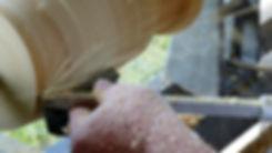 Kilian Tools KL-R carbide woodturning tool