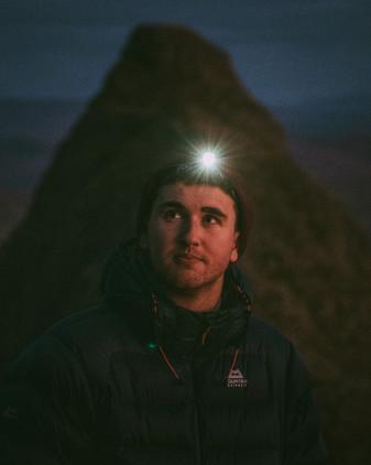 Pete Elliott Suilven High Quality Trail