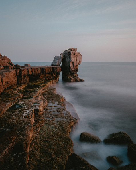 Pulpit Rock Jurassic Coast Pete Ell Phot