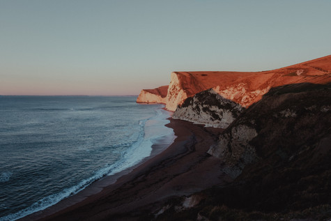 Swyre Head and Bats Head Jurassic Coast