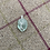 Thumbnail: Seafoam Tree of Life Seaglass Pendant- Handmade in Scotland