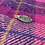 Thumbnail: Seafoam Seaglass Pendant - Handmade in Scotland
