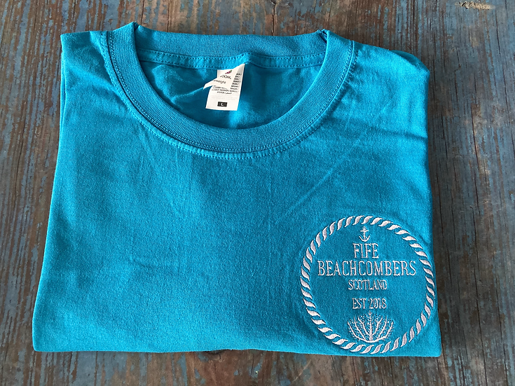 Fife Beachcombers - Est. 2018 T-shirt - S/M/L/XL Available