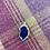Thumbnail: Scottish Blue Sea Pottery Pendant