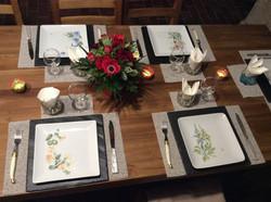Hamacopic Table d'hôte