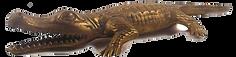 Jacaré Hamacopic Mascotte