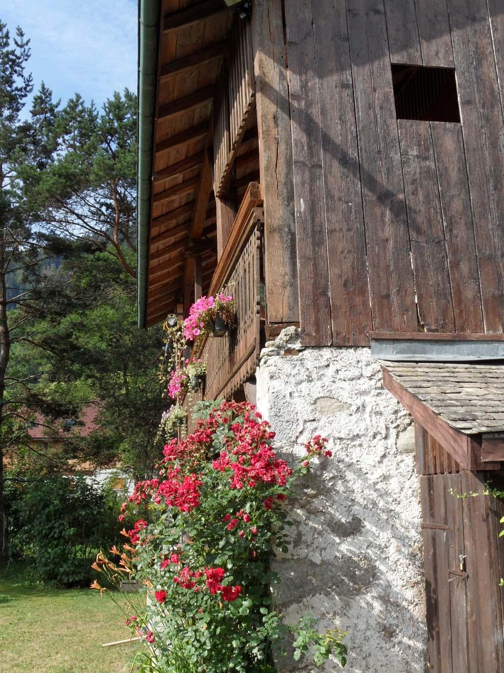 Hamacopic balcon fleurs