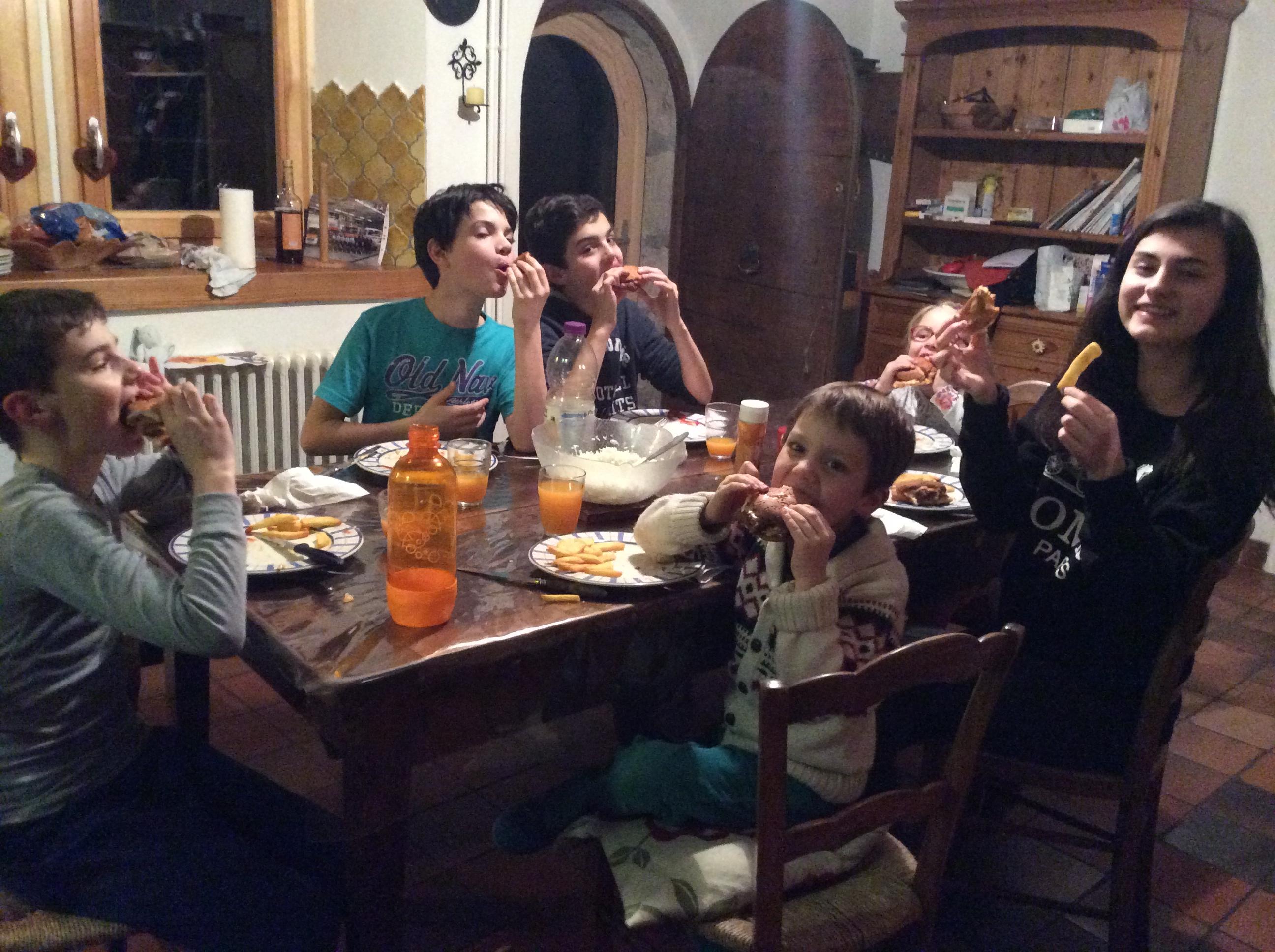 Hamacopic soirée enfants