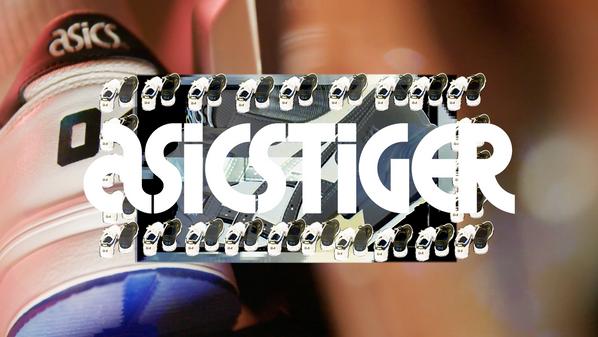 Mister V x Asics Tiger x Courir