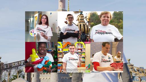 Disney VoluntEARS