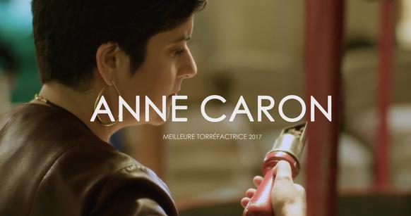 Anne Caron - Meilleure Torréfactrice 2018