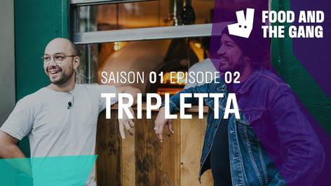 Food and The Gang - Tripletta